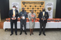 Amalgamated Security Services Limited Donates 100 Devices to the Ministry of National Security
