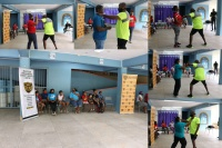 Amalgamated Security Services Sponsored Self-Defense Classes – Heights Of Aripo